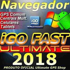 Atualização Gps 2018 Igo Primo Ultimate Titanium Novo!