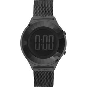 f34e59c719588 Relógio Technos Corinthians Digital Ii Preto - Relógios De Pulso no ...