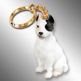 Cachorro Pit Bull Pirata Chaveiro Japonês Miniatura Cães