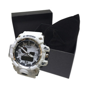 b91b87e9e81 Relogio G Shock Esportivo Branco - Relógio Masculino no Mercado ...