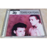 Cd Original New Coleccion Tears For Fears Lo Mejor Bs 20900