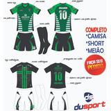 Aluguel Jogo Camisa - Camisas de Times de Futebol no Mercado Livre ... e899ec1b382f9