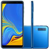 Smartphone Samsung Galaxy A7 Sm-a750g, 4g Android 8.0 64gb O