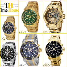 2ab32691764 Invicta 0075 - Relógio Invicta Masculino no Mercado Livre Brasil