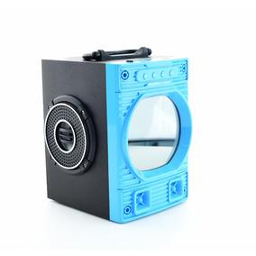 Velikka Bocina Portatil Bluetooth Usb Radio Fm Aux Vkk-954