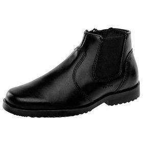 Zapato Escolar Yuyin 28061 Ng 18-25 Código N77148