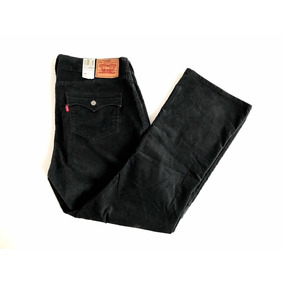 Jeans Levis Dama Pana Pantalon Pana Levis 20 W Comodo Nuevo