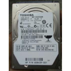 Disco Duro Toshiba 1tb Para Laptop Con Cable Sata