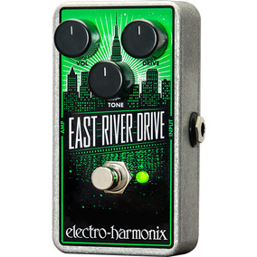Pedal Electro Harmonix East River Drive - Classic Overdrive
