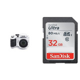 Cámara Digital Kodak Pixpro Astro Zoom Az421 16 Mp Con Tarje