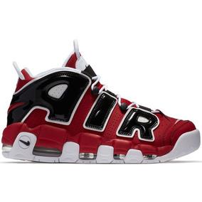 best service 5efc5 ff206 Nike Air More Uptempo 96 - Bulls Hoops Pack - Sob Encomenda