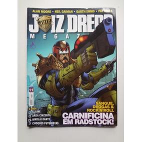 Gibi Juiz Dredd Megazine Nº 11
