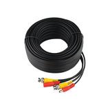 Cable Coaxial 40 Metros Bnc-alimentación Optimizado Para Hd