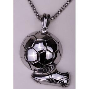 Hombre Fútbol Collar Colgante W Chain... (pendant W.) por eBay 0c8d51797774b