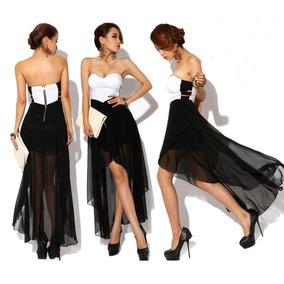 Vestidos cortos pegados al cuerpo strapless