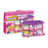 Blocky House Casa 4 Ambientes 230 Piezas Mundo Manias