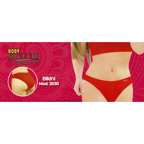 3 Bikinis Bodysiluette Modelo 2530