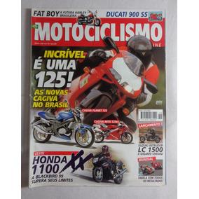 Revista Motociclismo Julho 1999