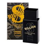 Kit Com 7 Perfumes Paris Elysees A Escolha - Billion - Vodka