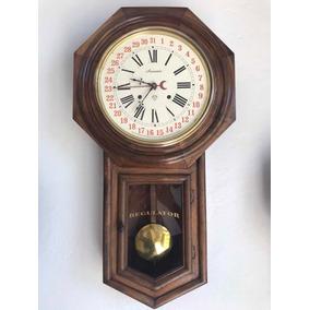 2c835ec1697 Calendario Antigo 1966 - Relógios Antigos no Mercado Livre Brasil