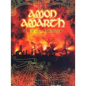 Amon Amarth Wrath Of The Norsemen Dvd Triplo Importado