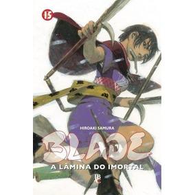 Blade - A Lâmina Do Imortal Nº 15 (nova Edição)
