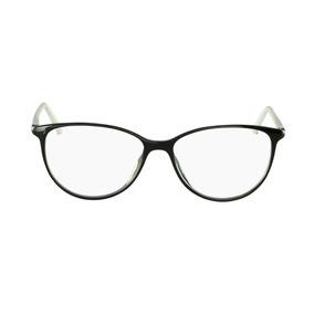 5b9cb93b8c1c2 Otica Diniz Armaçoes De Grau Modernas - Óculos Preto no Mercado ...