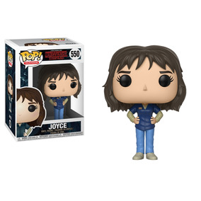 Figura Coleccionable Funko Pop Stranger Things Joyce