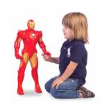 Muñeco Iron Man Original Marvel De 60 Cm Premium