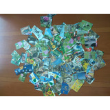 Colección De Tarjetas Telefónicas De Uruguay Y Brasil