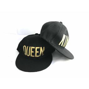 01e763c421 Kit Com Dois Bonés Queen E King Novos. R  65