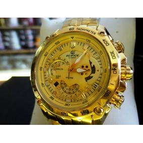 b8e2003e83a Relogio Casio Banhado Ouro - Relógio Casio Masculino no Mercado ...