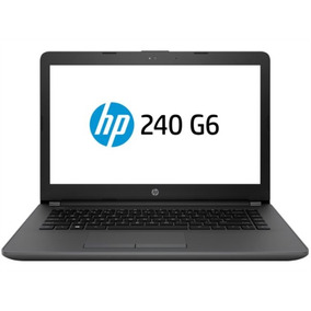 Notebook Hp 240 G6 I5 - 7200u 8gb 1tb Win10 Pro 14