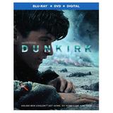 Blu-ray + Dvd Dunkirk / Dunkerque / De Christopher Nolan