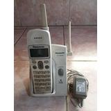 Teléfono Inalámbrico Panasonic Kx Tg2120 Reparar O Repuesto