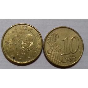 España 2009 Moneda De 10 Céntimos De Euro