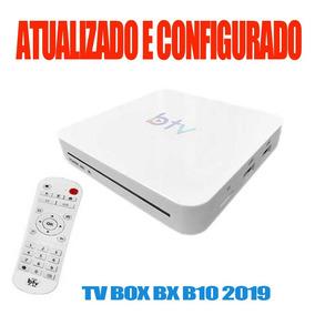 Box Beteve B10 Bttv Tv Livre 4k Android Configurado