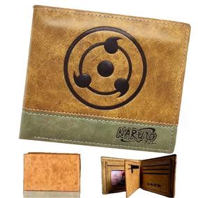 Cartera Naruto Envio Gratis Con Monedero Billetera Sharingan