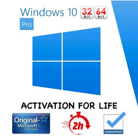 Windows 10 Pro Licencia Original Envio Inmediato