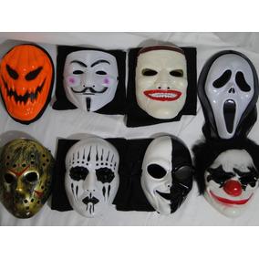 08 Mascara Carnaval Panico Palhaço Jason Vingança Coringa
