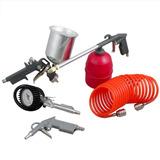 Acessórios Para Compressor De Ar Schulz Com 5 Peças Air Kit