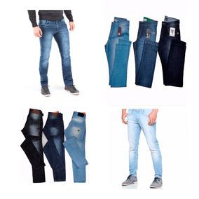 975f748e6 Kit Calça Jeans Masculina Tamanho 46 - Calças Jeans Masculino 46 no ...