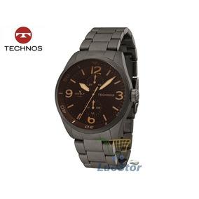 f8de04f62e3 Relógio Technos Masculino Golf Analógico 6p23al 1m - Relógios no ...