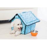 Casitas Indoor Para Perros, Gatos, Conejos, Cuys Y Hurones
