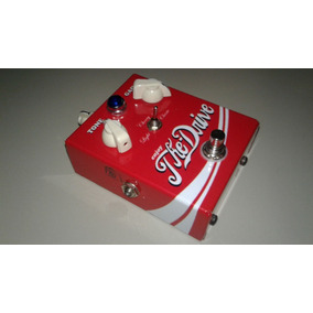 Pedal Mg Music The Drive Overdrive Distortion. Fantástico!!