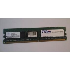 Memorias Ram De 512mb Pc2 4200