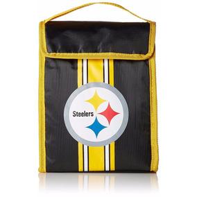 7859e6d9ea16b Lonchera bolso De Almuerzo Nfl Pittsburgh Steelers