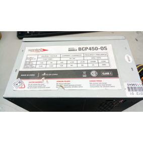 Fonte Sentey Model: Bcp450-0s 24pinos 230w Nominal Sata Atx