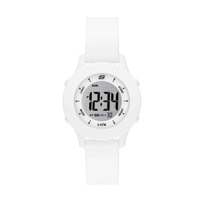 Skechers - Reloj Sr6142 Quartz Plastic And Rubber Casual Par