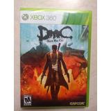 Dmc Devil May Cry Xbox 360 Nuevo (en D3 Gamers)